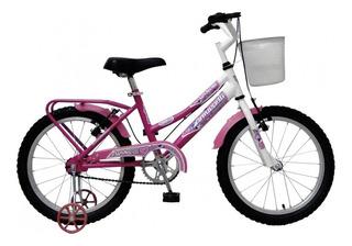 Bicicleta Nena Tomaselli Lady Rodado 16