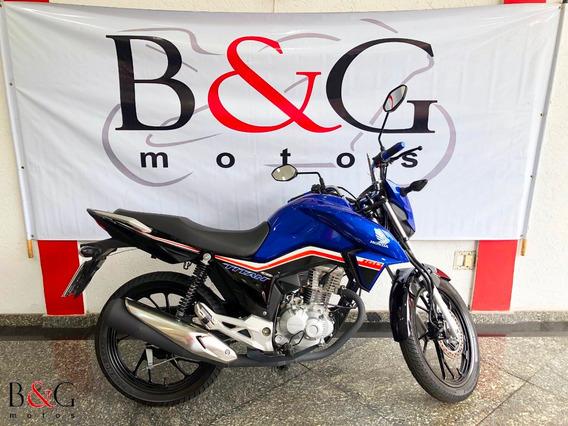 Honda Cg 160 Titan Ex Flexone - 2019