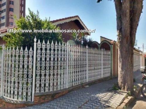 Imagem 1 de 24 de Ampla Residência, Residencial Ou Comercial (clínicas, Escritórios E Afins), Estuda Permuta. - 96178 - 4492250