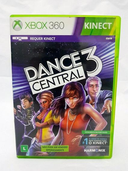 Game Xbox 360 Dance Central 3 - Original - Reembalado