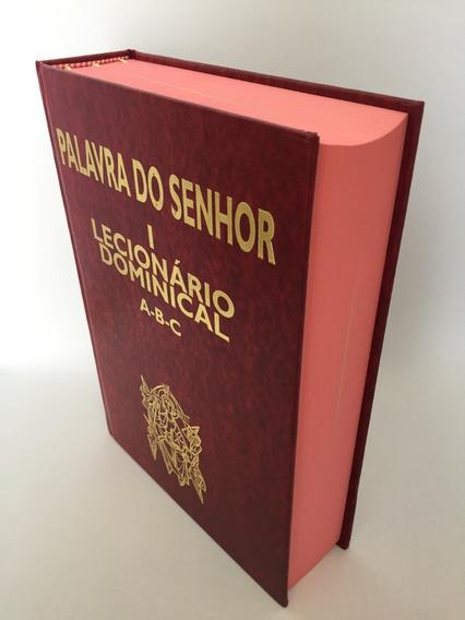 Livro Palavra Do Senhor I Lecionário Dominical A B C Paulus