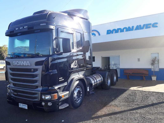 Scania R480 Highline - 2013 - 6x4 - Rodonaves Seminovos