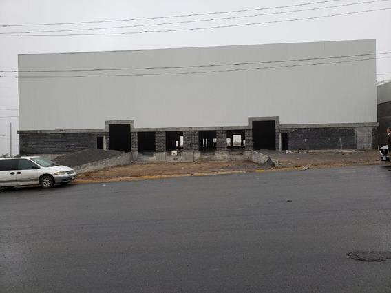 Nave Industrial Nueva En Santa Catarina, Nl