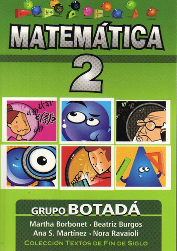 Matemática 2 / Grupo Botada