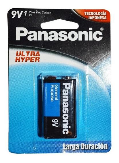 Pilas 9v Panasonic