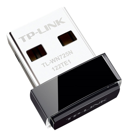 Placa De Red Usb Tp-link Tl-wn725n Nano 150 Mbps Martinez