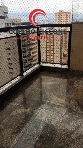 Imagem 1 de 15 de Apartamento Em Santo Antonio - Sao Caetano Do Sul, Sp - V-4002