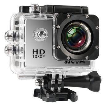 Camera Sj4000 Original Com Todos Acessorios