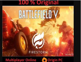 Battlefield V Pc - ( Jogue Online) Original - Origin Pc