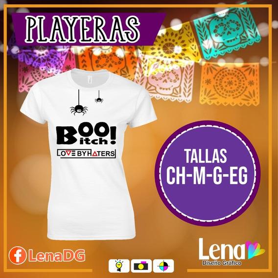 Playeras Halloween