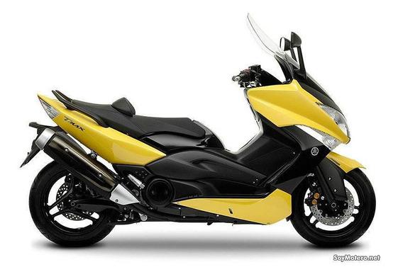 Yamaha Tmax 500, Edificion Limitada, Inmaculada