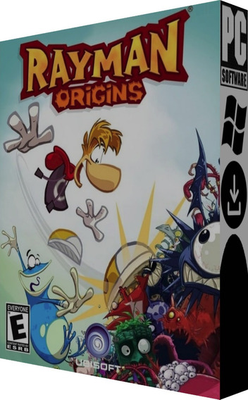 Rayman Origins - Pc - Mídia Digital