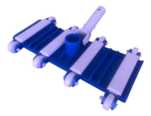 Limpiafondo Pileta Flexible De 8 Ruedas Motorarg - 35 Cm.