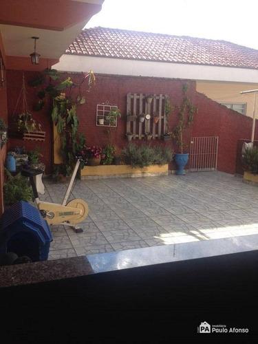 Casa Com 3 Dormitórios À Venda, 426 M² Por R$ 890.000,00 - Vila Nova - Poços De Caldas/mg - Ca0419