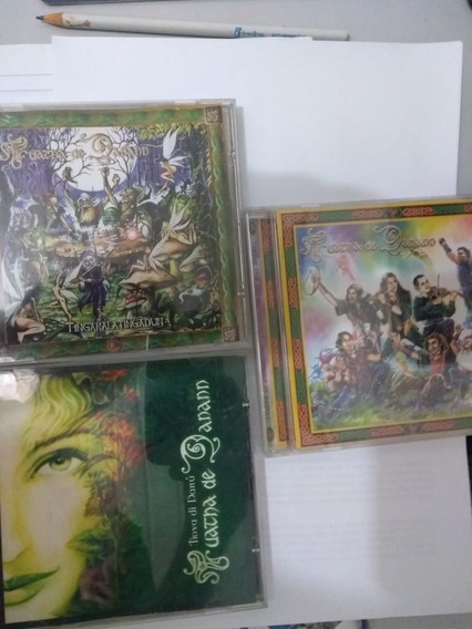 Lote Cd Tuatha De Danann - 3 Cds Originais