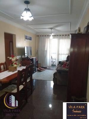Apartamento À Venda, 90 M² Por R$ 485.000,00 - Jaguaré - São Paulo/sp - Ap1750