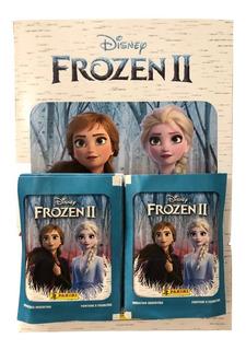 Figuritas Frozen 2 (2020) - Album + 50 Sobres. Fyj