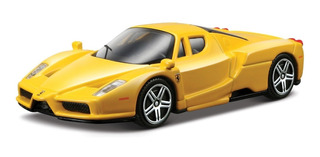 Auto Coleccion Enzo Ferrari Bburago Escala 1:43 Diecast