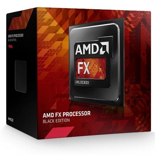 Processador Amd Fx-8350 Vishera 4.0 Ghz