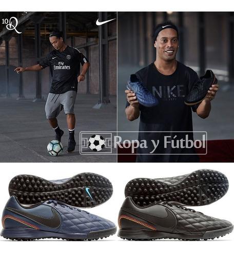 Zapatillas Nike Tiempo X Ligera Ronaldinho10 - 100% Original