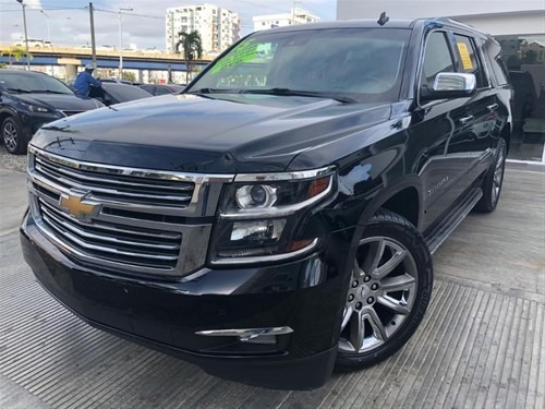 Chevrolet Suburban 2015 Ltz Full Clean