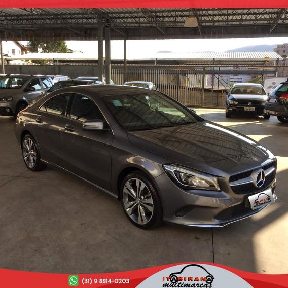 Mercedes-benz Cla 200 1.6 Urban Aut. T.flex Flex 2016/201
