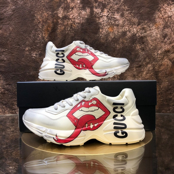 Tenis Gucci Sneakers - 002