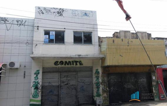 Ponto Comercial Para Locação, Centro, Fortaleza. - Codigo: Pt0147 - Pt0147