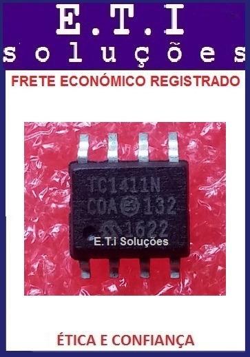 Tc1411n Tc1411 100% Novo, Já Incluso C/ Taxa De 5 Reais Ml