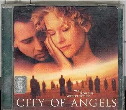 City Of Angels Cd Soundtrack U2 Jimi Hendrix Peter Gabriel