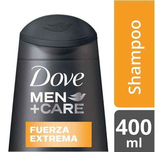 Dove Shampoo X400 Men 2en1 F.extrem
