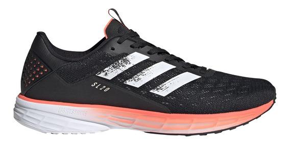 Zapatillas adidas Running Sl20 Hombre Ng/bl