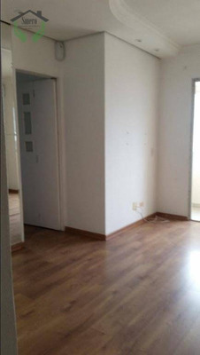 Apartamento Com 2 Dormitórios À Venda, 63 M² Por R$ 269.000 - Butantã - São Paulo/sp - Ap1366