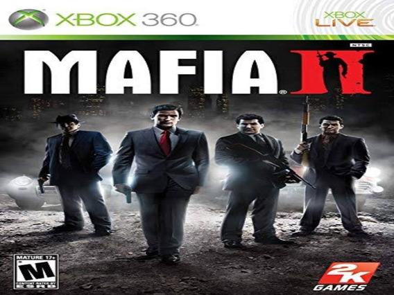 Máfia 2 Xbox 360 Original Mídia Digital