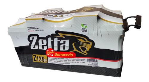 Batería Zetta 12 V 220 Amp Instalación Incluida