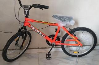 Bicicleta Tomaselli Rodado 20