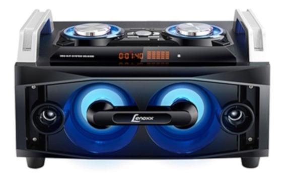 Caixa Amplificada Speaker Boom Lenoxx Bivolt Ms8300