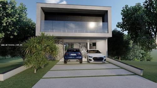 Imagem 1 de 7 de Casa Em Condomínio Para Venda Em Sorocaba, Terras De São Francisco, 3 Dormitórios, 4 Banheiros, 2 Vagas - Cac604_1-1822486