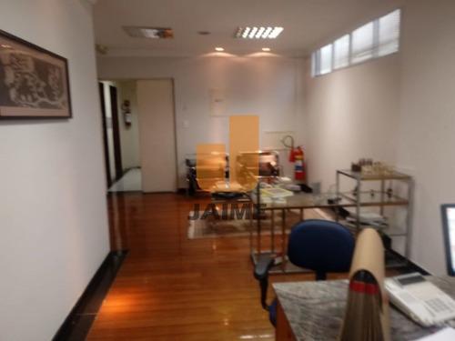 Conj. Comercial Para Locação No Bairro Higienópolis Em São Paulo - Cod: Ja9113 - Ja9113