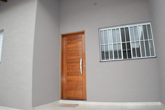 Casa Residencial Em Bragança Paulista - Sp - Ca0992