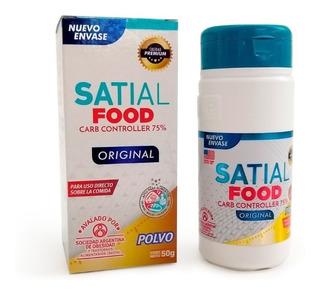 Satial Food Polvo 50g Original Carb Controller Adelgazante