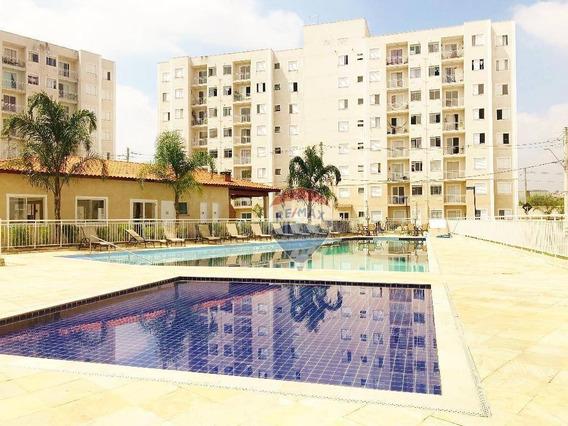Apartamento Com 2 Dormitórios À Venda, 46 M² Por R$ 214.990 - Condominio Unico - Centro - Suzano/sp - Ap0008