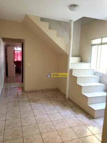 Sobrado Com 3 Dormitórios À Venda Por R$ 480.000,00 - Vila Marchi - São Bernardo Do Campo/sp - So0668