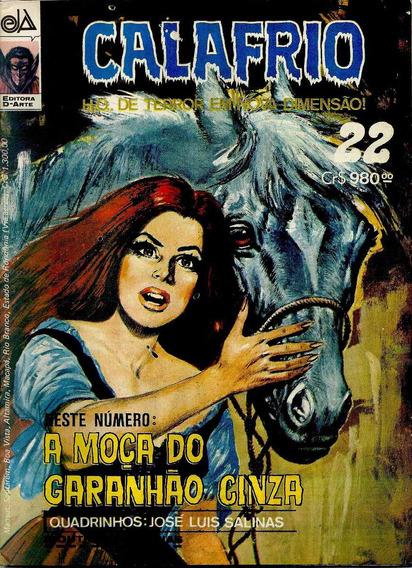 Revista Calafrio #22
