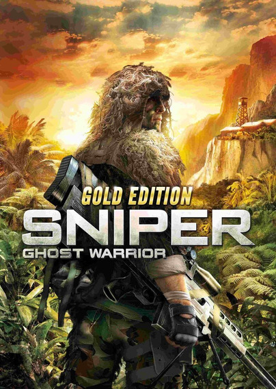 Sniper: Ghost Warrior - Gold Edition Pc Steam Key Código
