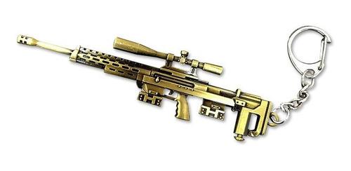 Chaveiro Arma Rifle Modelo 1 | Free Fire Fortnite Pubg