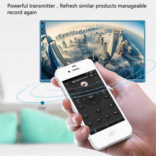 Control Remoto Universal Para iPhone