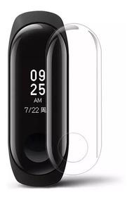 Kit 2 X Películas Relógio Xiaomi Mi Band 3 Hd Frete Grátis