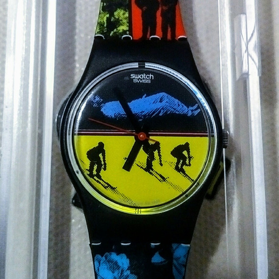 Reloj Swatch Nuevo 100 % Original Suizo Envio Gratis