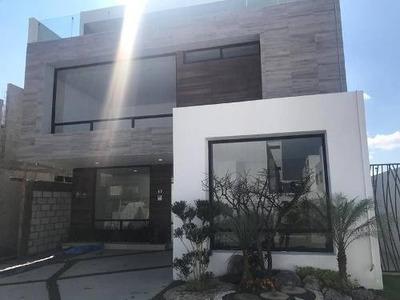 Casa En Venta Parque Nuevo Leon Lomas De Angelopolis A Estrenar